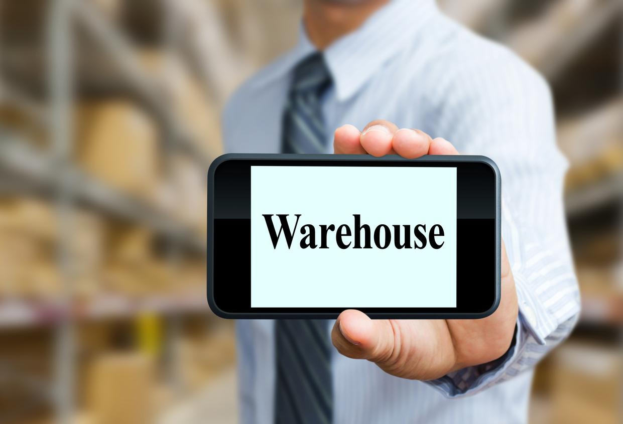 Use inventory software to streamline your business.