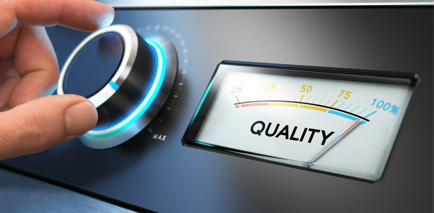 Use quality management system to regulate and coordinate business activities.